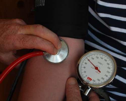 Blutdruckmessung Vorgehen ablesen diastolischer Blutdruck