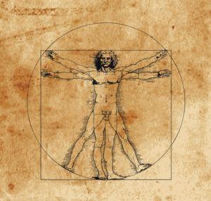 Leonardo da Vinci, Mensch